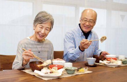 高齢者の食事「咀嚼・嚥下」