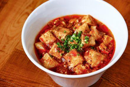 とろ辛麻婆豆腐ラーメン